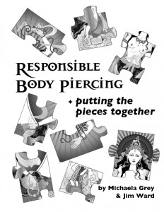 Responsible Body Piercing Inside Cover